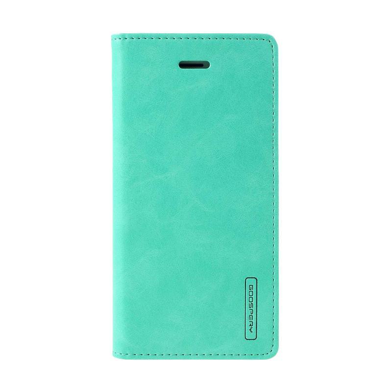 Mercury Bluemoon Flip Cover Casing for Samsung Galaxy A5 2016 - Mint