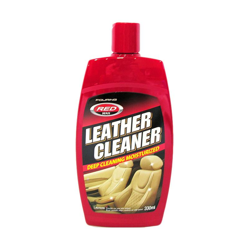 Fouring Red Wax Leather Cleaner Cairan Pembersih Interior/Kulit