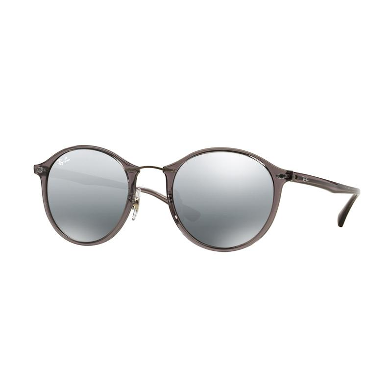Ray-Ban RB4242 Grey Sunglasses [620088/Size 49/Grey Mirror Silver Gradient]