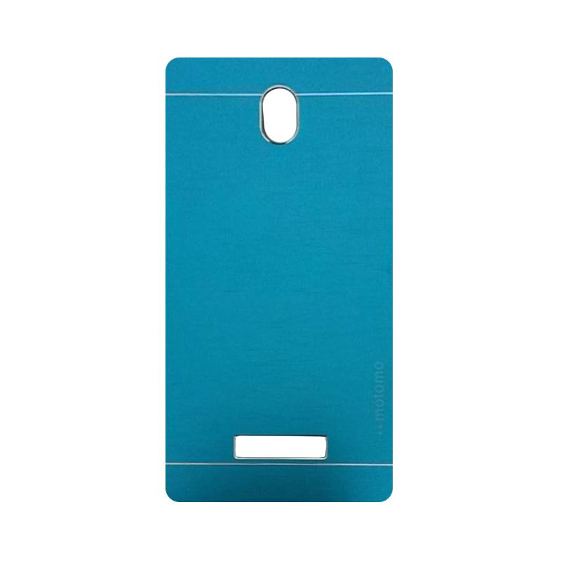 Motomo Metal Hardcase Backcase Casing for OPPO Yoyo or R2001 - Sky Blue