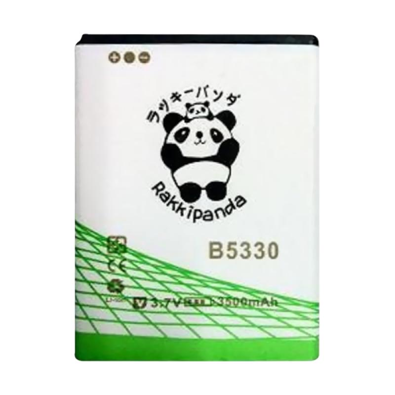 RAKKIPANDA Double Power IC Battery for Samsung Galaxy Chat B5330