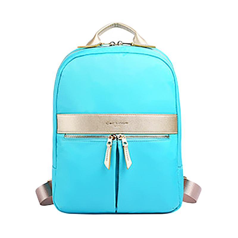 Cartinoe Colorful Series Tas Laptop for MacBook - Luminous Blue [11 Inch]