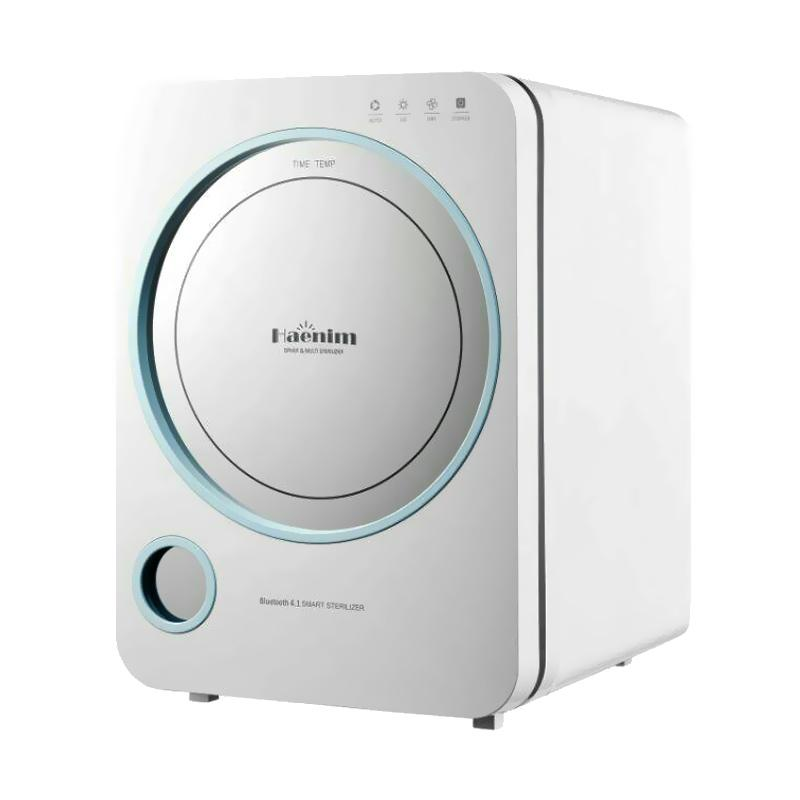 Haenim 3rd Generation with Bluetooth System UV Sterilizer - Blue