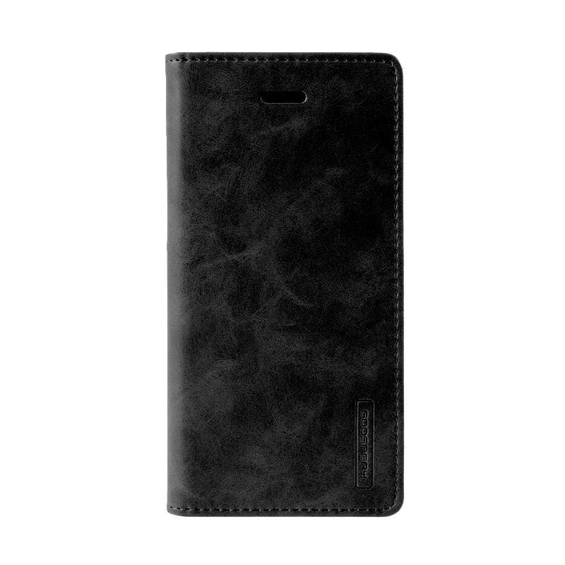 Mercury Bluemoon Flip Cover Casing for Samsung Galaxy A5 2017 - Hitam