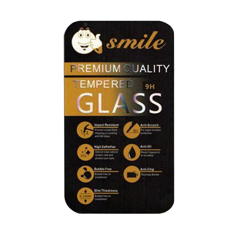 SMILE Tempered Glass Screen Protector for Asus Zenfone 5 Inch - Clear