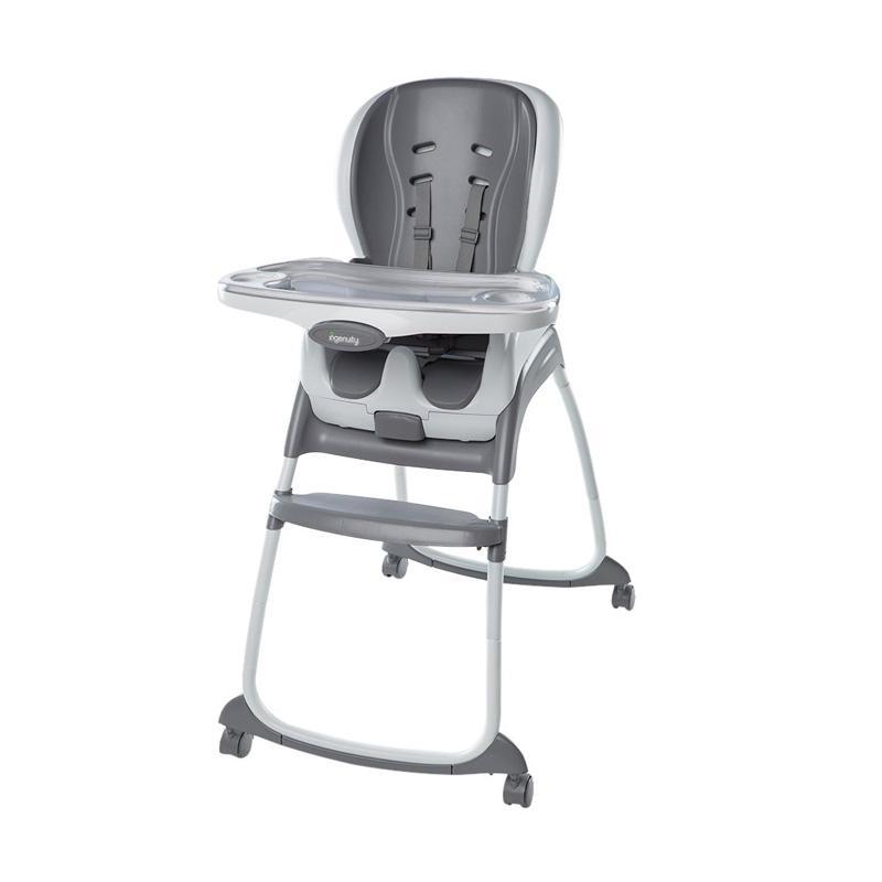 Bright Starts InGenuity Trio 3 in1 Deluxe High Chair Kursi Makan Anak - Slate
