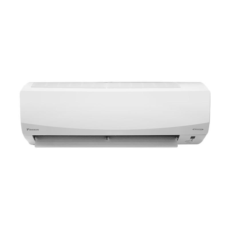 Daikin FTKC25QV Inverter Smile AC Split - Putih [1PK/Khusus Jabodetabek]