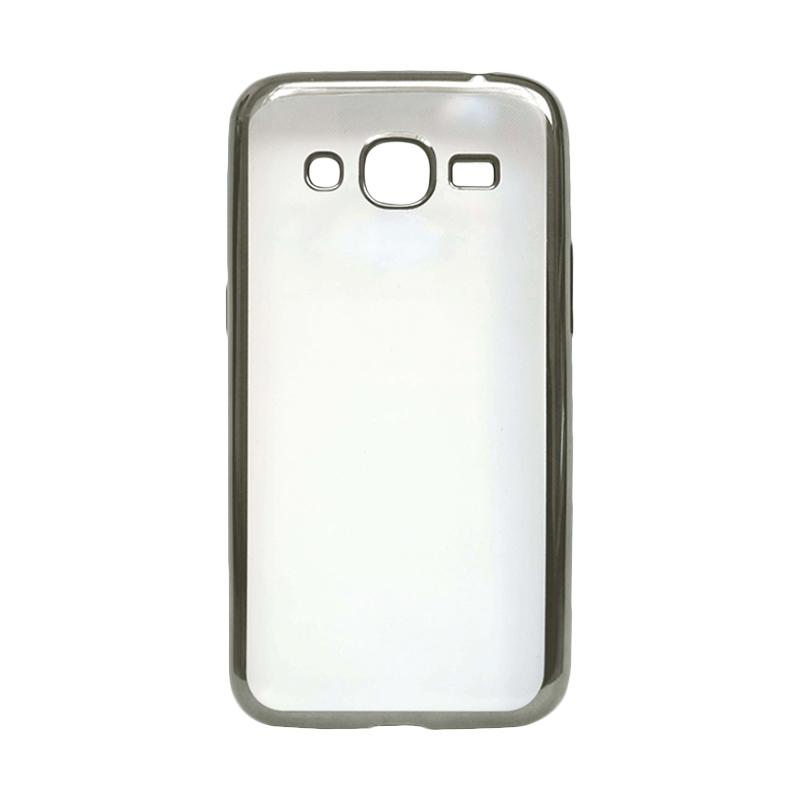 Ultrathin iPhoria Shining Casing for Samsung Core 2 G355 - Silver