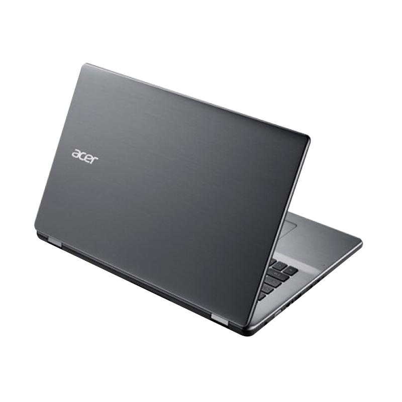 harga Acer E5-475G Notebook - Steel Grey [Intel Core i5-7200U/4GB/500GB/Nvidia GeForce 940MX 2GB/14