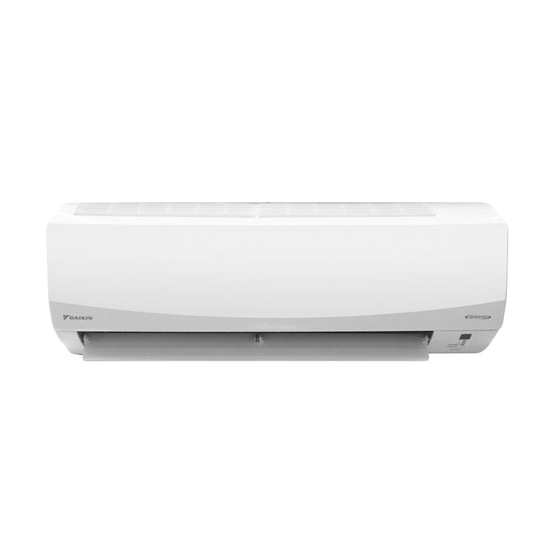 harga Daikin FTKC50QV AC Inverter Smile Thailand R32 [2 PK]+Instalasi+Vacum+Pipa Set(Pipa tebal 0,6mm Panj 5Mtr,Braket,Kabel,Duct Tape Lem) Blibli.com