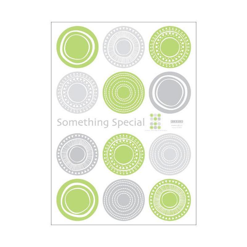 Hyundae Fixpix PS 60041 Something Special Wall Sticker [50 x 70 cm]