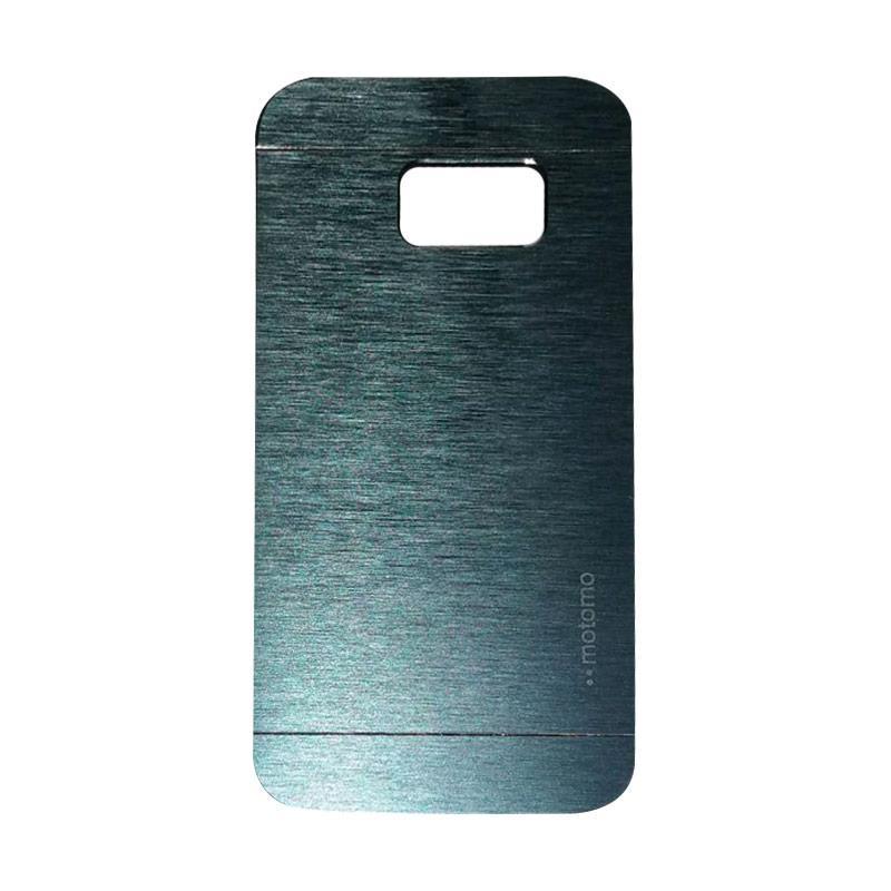 Motomo Metal Hardcase Backcase Casing for Samsung Galaxy S7 - Dark Blue