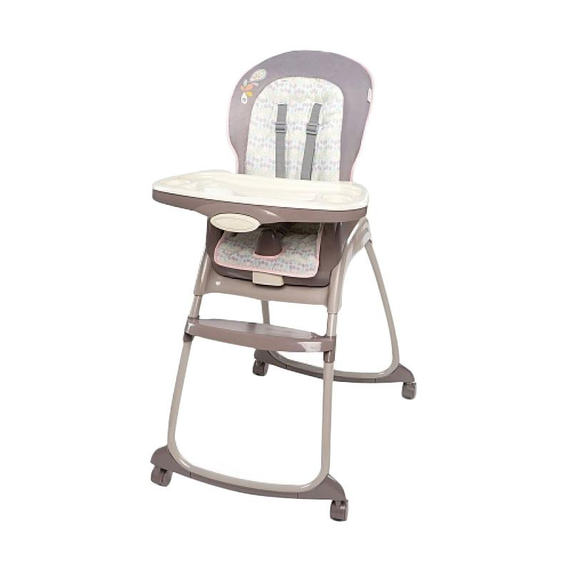 Bright Starts Ingenuity Trio 3 in1 Deluxe High Chair Kursi Makan Bayi - Piper