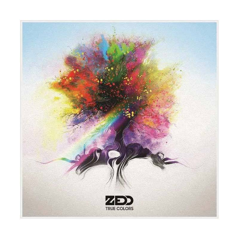 Universal Music Indonesia Zedd True Colors CD Music