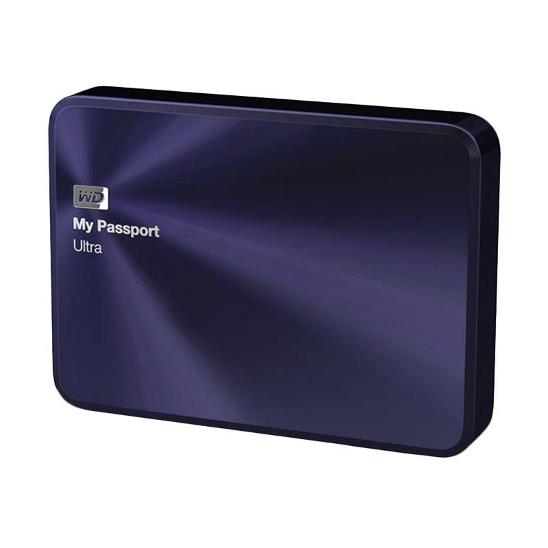 Western Digital My Passport Ultra Metal Edition 2TB