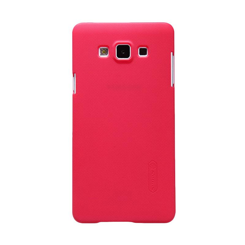 Nillkin Super Shield Original Hardcase Casing for Samsung Galaxy A7 - Red [1 mm]