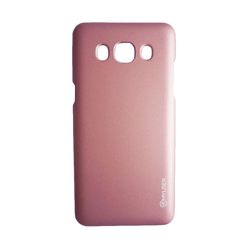 MyUser Colorado Hardcase Casing for Samsung Galaxy S8 Plus - Pink