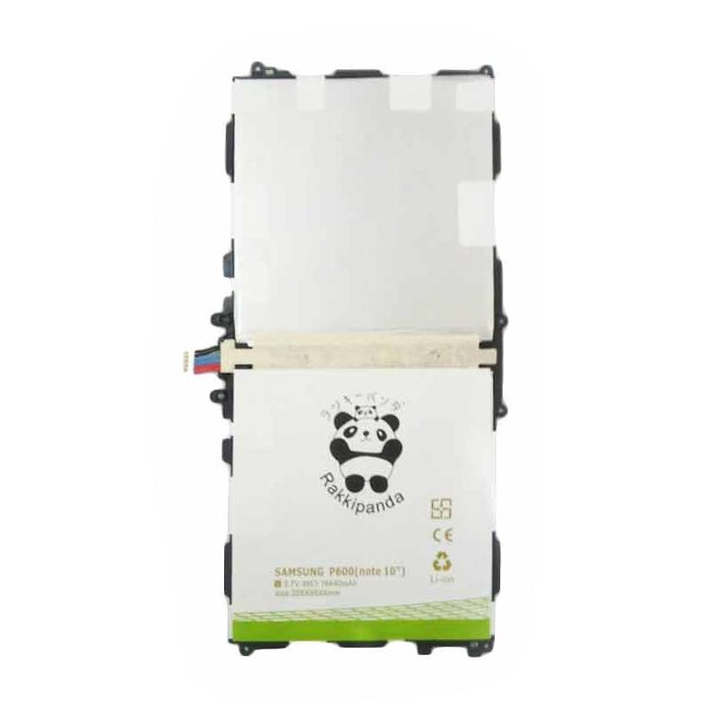 RAKKIPANDA Double Power & IC Battery for Samsung P600 Note 10 Edisi 2014