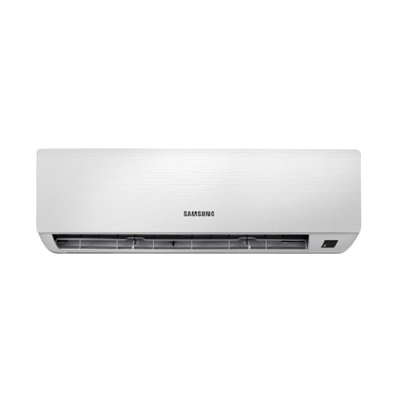 Samsung AR09JRFLAWK Freon Standard AC Split - Putih [1 PK/]Khusus Jabodetabek]
