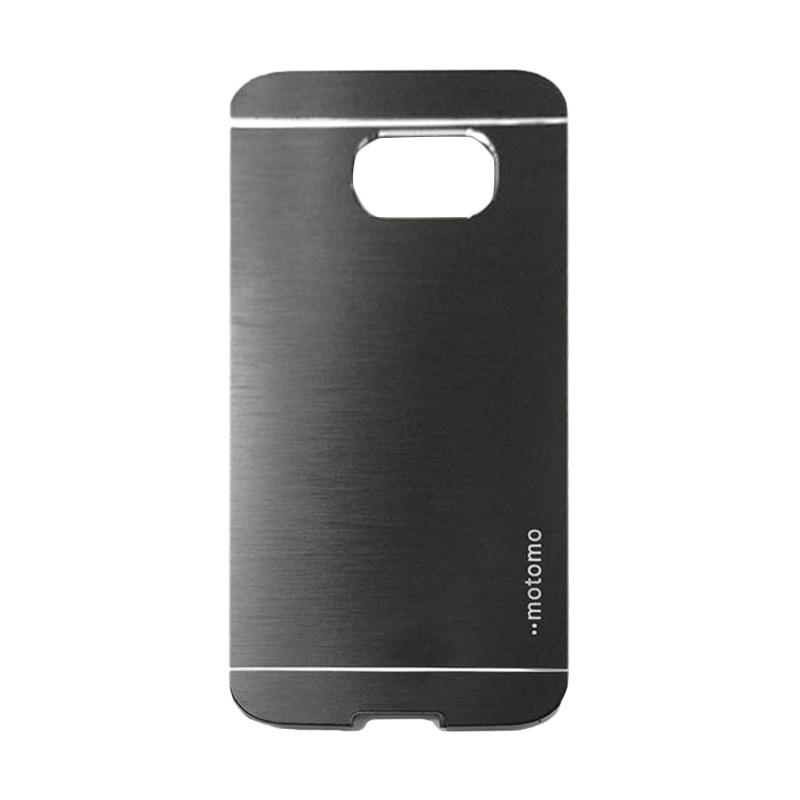 Motomo Metal Hardcase Backcase Casing for Samsung Galaxy S6 or G920 - Black