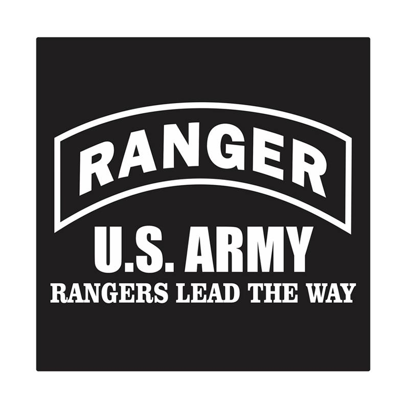 Kyle United States Army Ranger Special Force Lead The Way Cutting Sticker