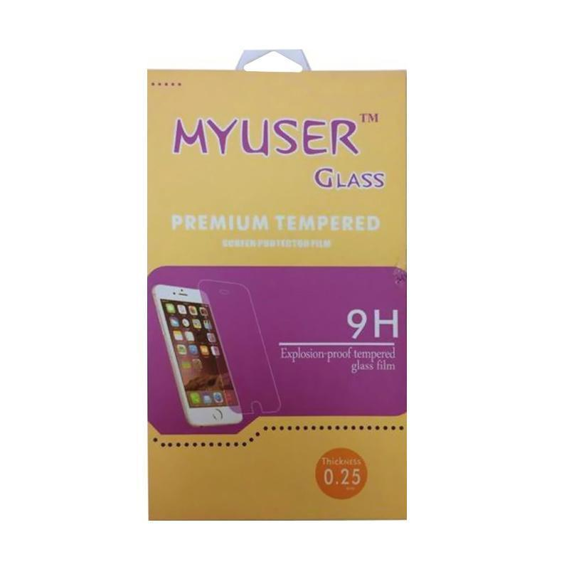 harga MyUser Tempered Glass Screen Protector for Acer Liquid Z320 - Clear Blibli.com