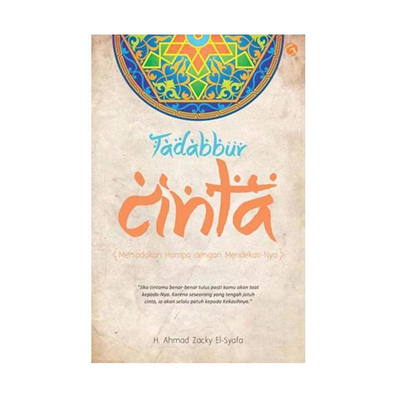 harga Magenta Media Taddabur Cinta Buku Religi Blibli.com