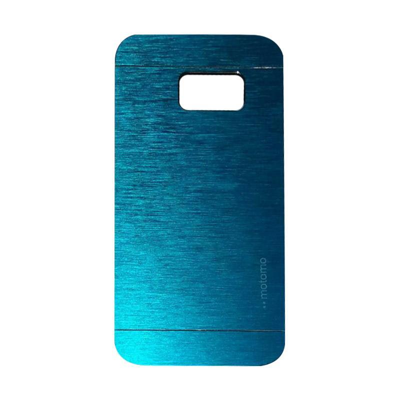 Motomo Metal Hardcase Backcase Casing for Samsung Galaxy S7 - Sky Blue