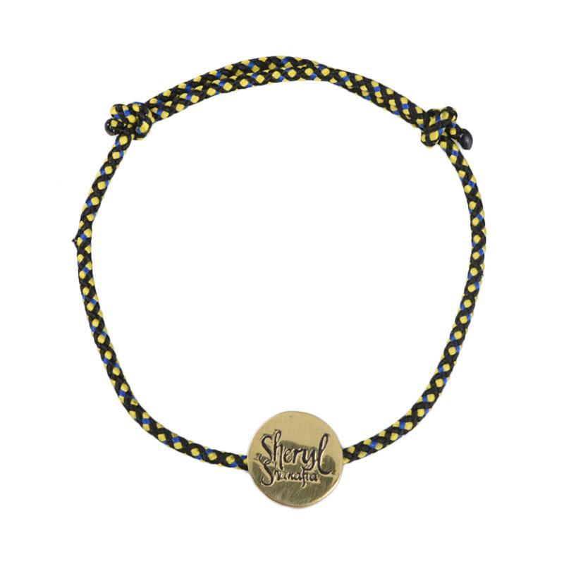 Musica Studio Sheryl Sheinafia Gelang Plat 05 Merchandise - Yellow