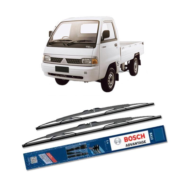 harga Bosch Advantage Wiper Kaca Depan Mobil for Mitsubishi Colt T120 SS [16 dan 16 Inch] Blibli.com