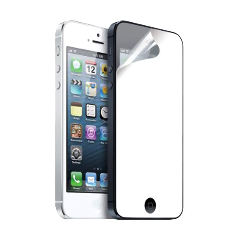 KIM Kimi Mirror Anti Gores Screen Protector for iPhone 6 or iPhone 6S [Strong Guard Pro]