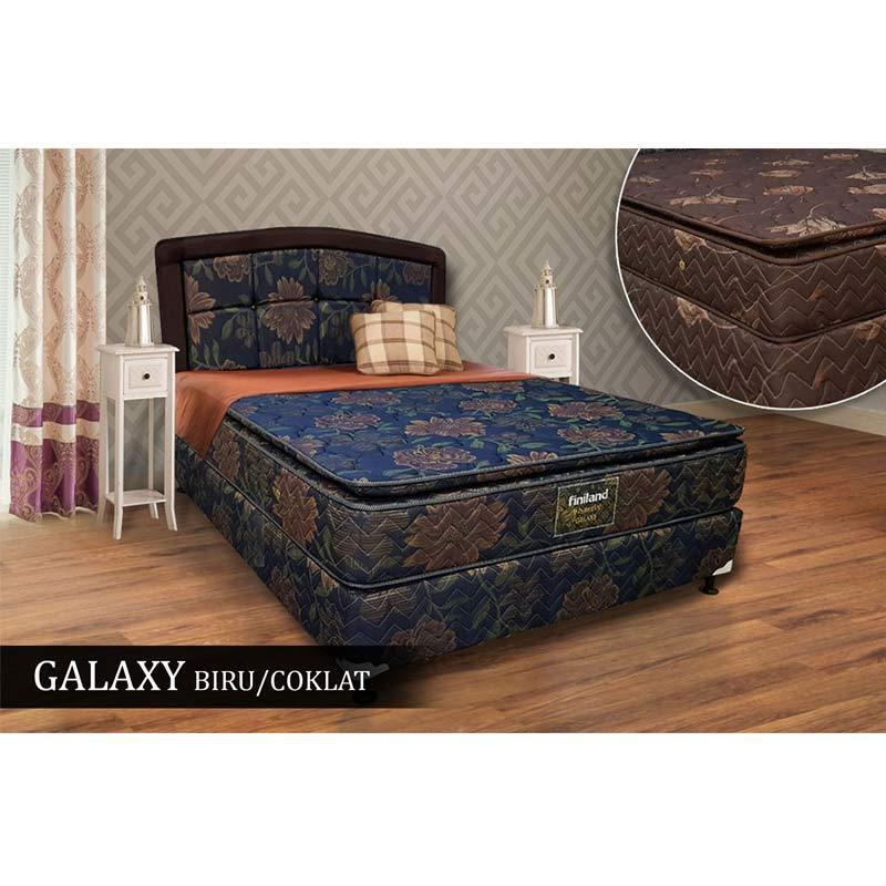 Finiland Galaxy Semi Pillow Top Set Springbed [Mattress Only/Jabodetabek]