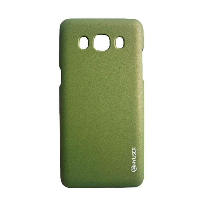 MyUser Colorado Hardcase Casing for Samsung Galaxy S8 Plus - Hijau