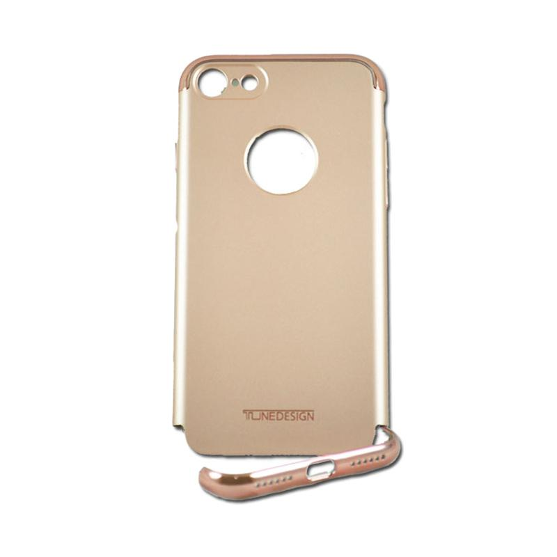 Tunedesign PyShell Fusion Casing for iPhone 7 Plus - Rose Gold