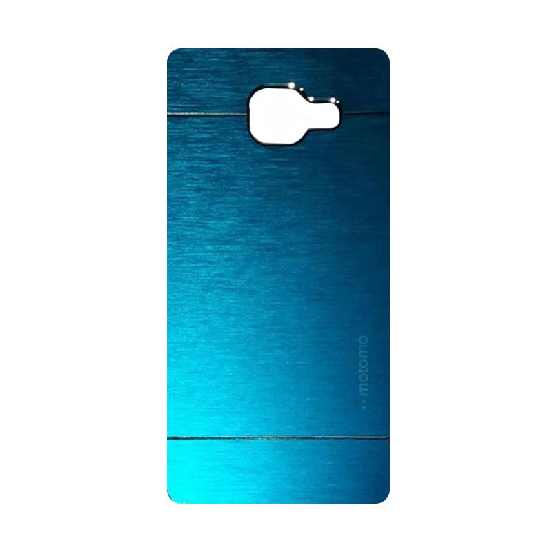 Motomo Metal Hardcase Backcase Casing for Samsung Galaxy A310 A3 2016 - Sky Blue