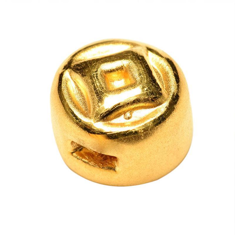 Tiaria Golden Fat Coin Emas Logam Mulia [24K/ 0.5 g]