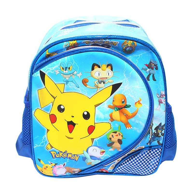 harga Istana Kado PP6 S Pokemon PIkachu Tas Sekolah Anak Mini Ransel [IKO00733] Blibli.com