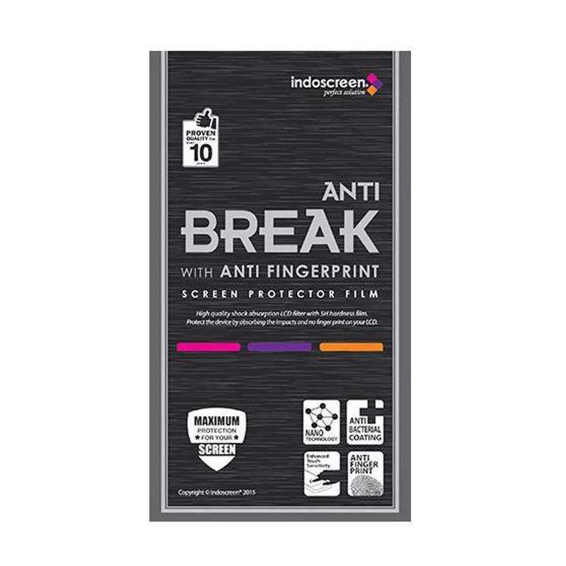 Indoscreen Anti Break Screen Protector for Xiaomi REDMI 4X - Clear