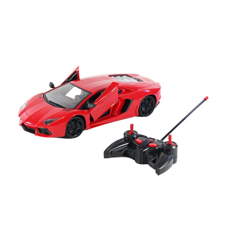 harga Otoys EV-085692 Racing Car Mainan Mobil RC with Remote Controller - Merah Blibli