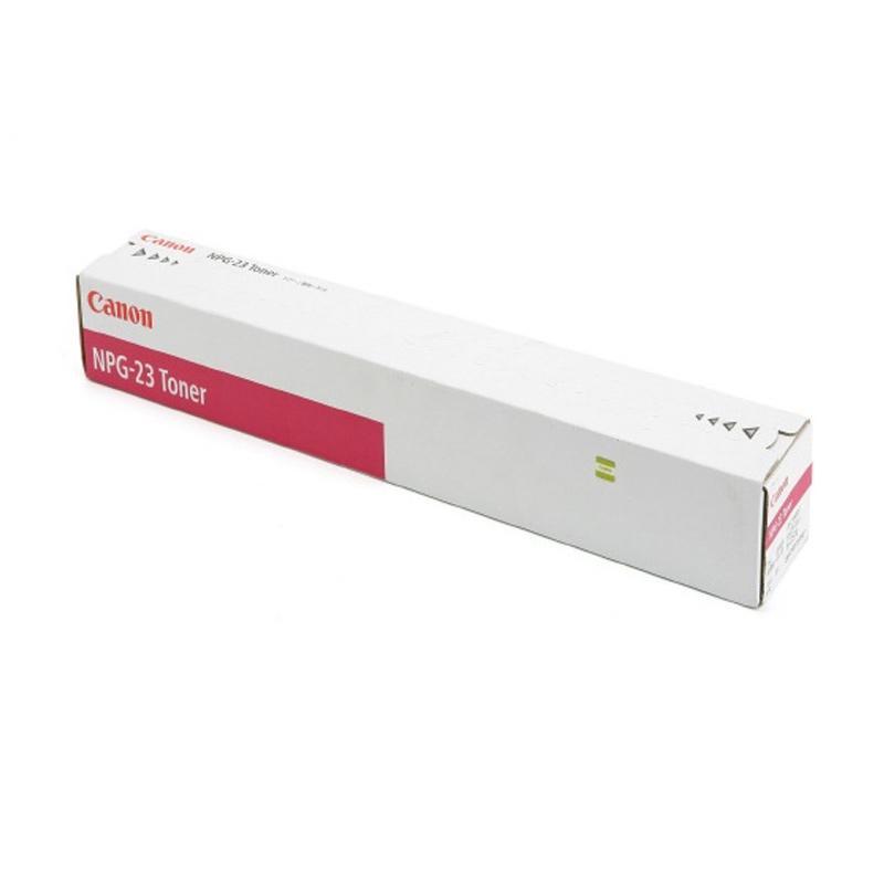 Canon NPG-23 Original Toner untuk Mesin Fotocopy IRC 3180 I/ IR 3170 I/ 2570/ 3100n - Magenta