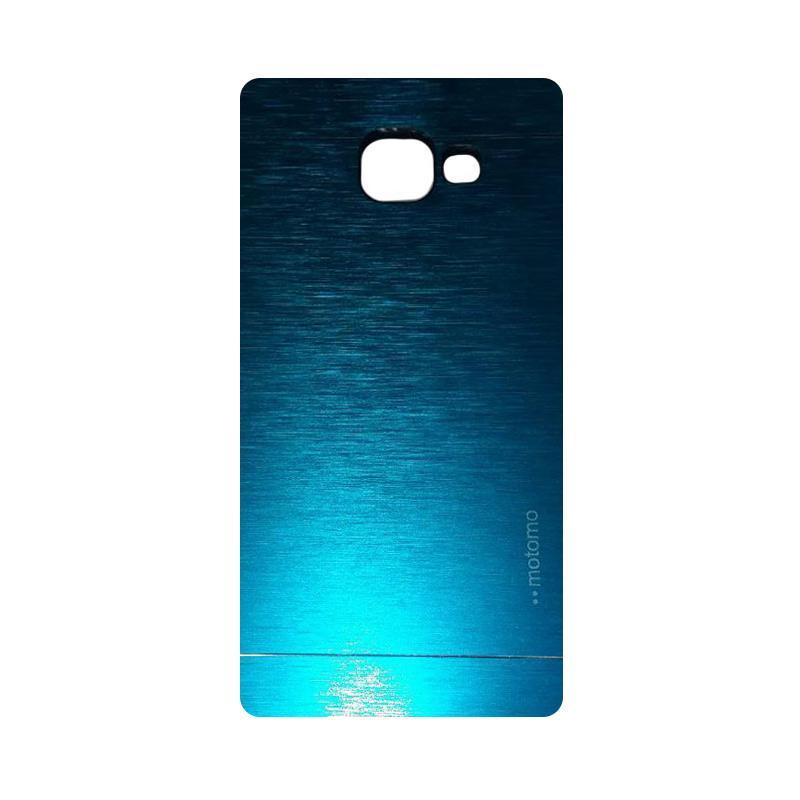 Motomo Metal Hardcase Backcase Casing for Samsung Galaxy A510 A5 2016 - Sky Blue