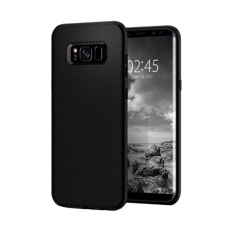 Spigen Liquid Air Armor Casing for Samsung Galaxy S8 Plus 6.2 Inch - Black
