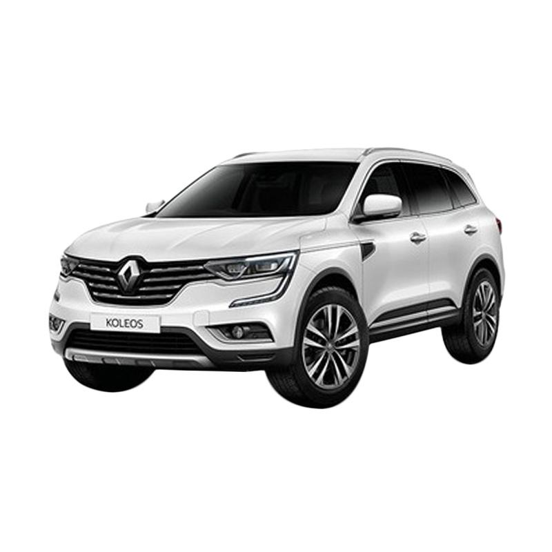 harga INDENT - Renault New Koleos 2.5 X-Tronic with Sunroof A-T Mobil - Pearl White Blibli.com