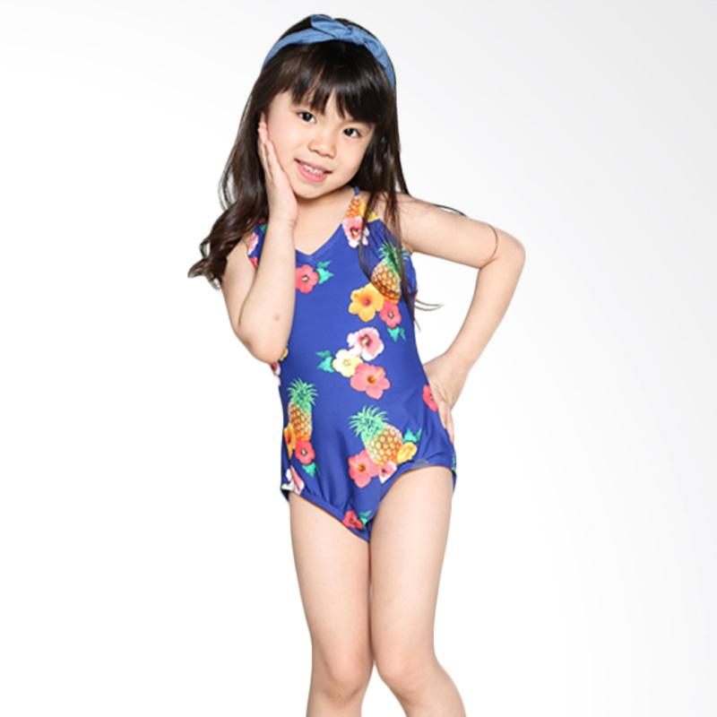harga Branded Outlet BO 848 GAP Swimwear Pineapple Flower Baju Renang Blibli.com