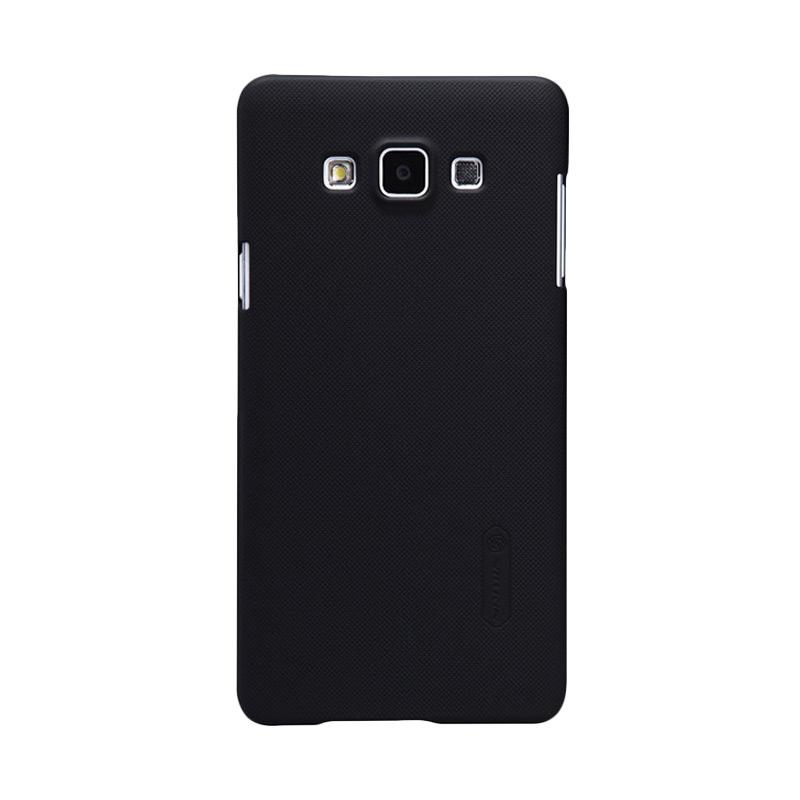 Nillkin Super Shield Original Hardcase Casing for Samsung Galaxy A7 - Black [1 mm]