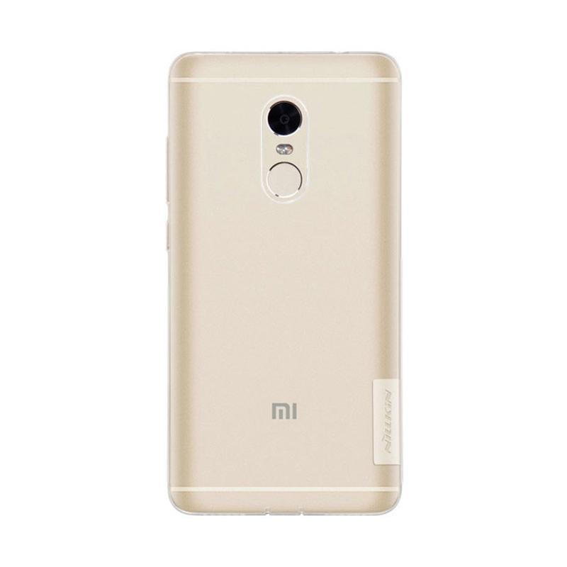 Nillkin Nature TPU Casing for Xiaomi Redmi Note 4 - Clear