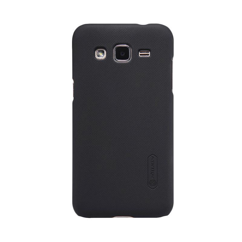 Nillkin Original Super Shield Hardcase Casing for Samsung Galaxy J2 - Black [1 mm]