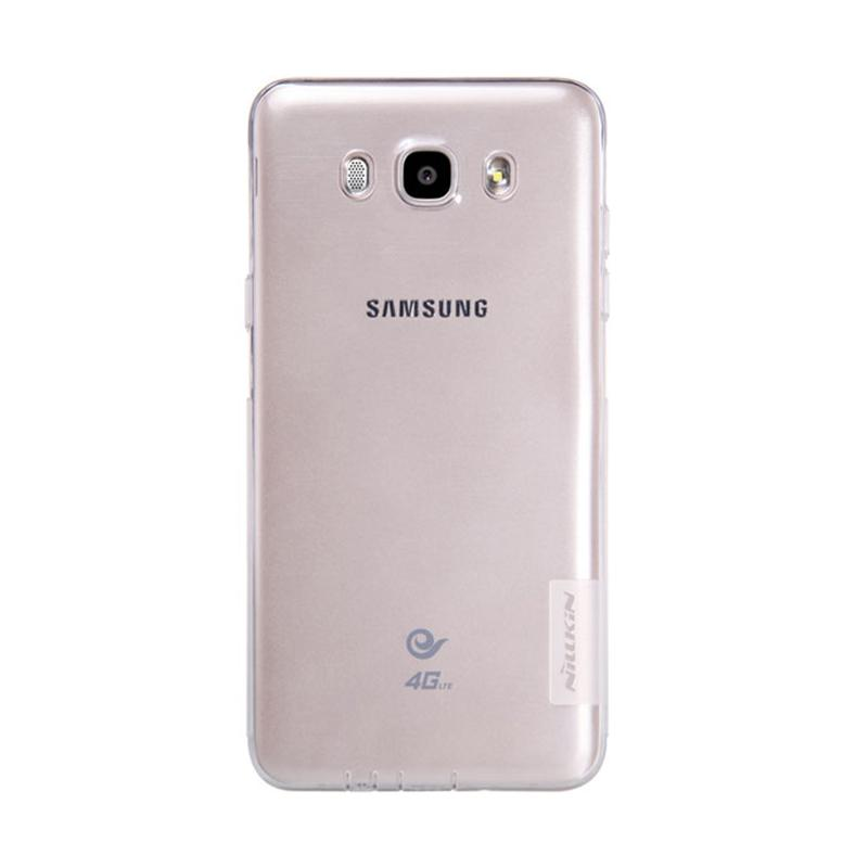 Nillkin Nature Ultrathin Original Casing for Samsung Galaxy J5 2016 - Clear [0.6 mm]