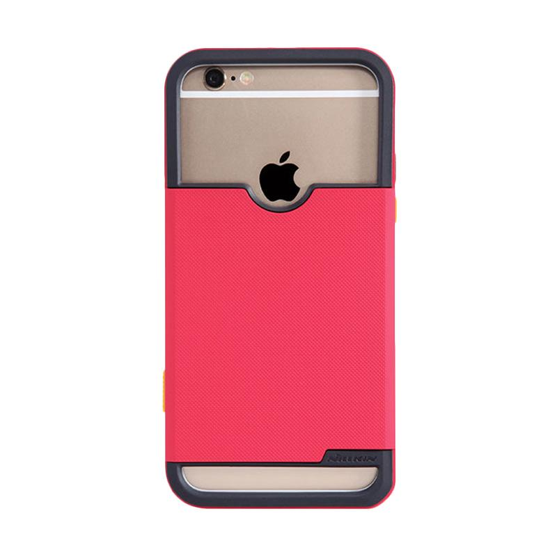 Nillkin Original Super Shield Show Hardcase Casing for iPhone 6 or 6S - Red [1 mm]