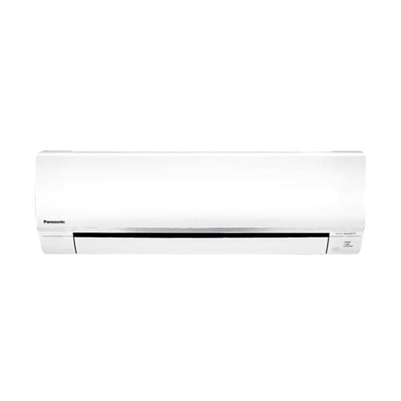 PANASONIC CS-KN9SKJ Low Watt Eco Smart Series AC Split [1PK/] Unit Only (Jabodetabek) White